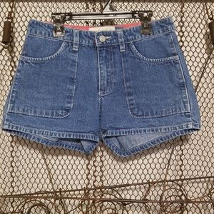 GAP | Denim Midi-Shorts | Sz US 1 (26)